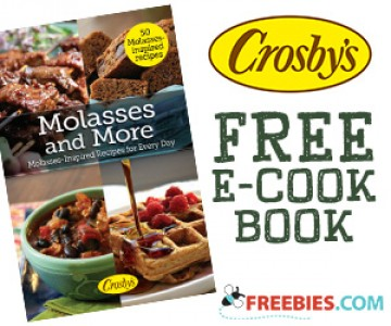 Free Cosbys e-Cookbook
