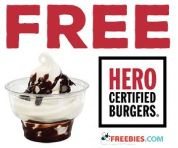 Get Free Food from Hero Burgers