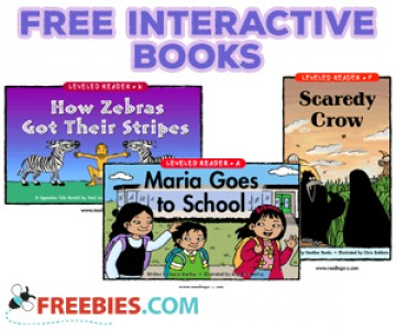 Free Interactive Books for Kids