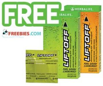 Free Sample of Herbalife Liftoff