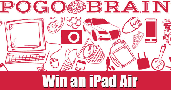 Win an iPad Air