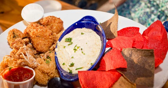 Join Joe's Crab Shack for a Free Appetizer