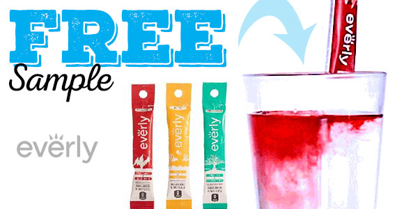 Sample Of Everly Drink Mix