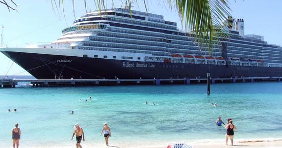 Win a 7-Day Holland America Caribbean Cruise