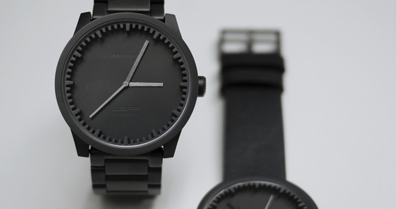 Win a Leff Amsterdam Tube Watch