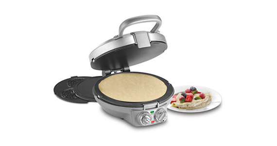 Win a Cuisinart Crepe Maker