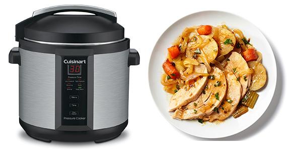 Win a Cuisinart Electric Pressure Cooker