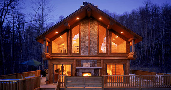 Win a Luxury Cabin Getaway In West Virginia