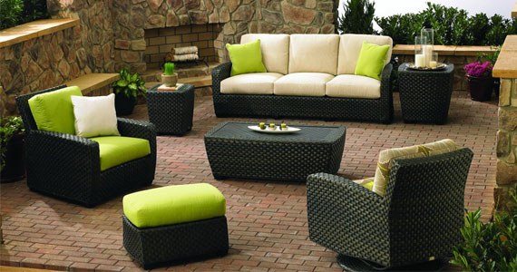 Win an Outdoor Furniture Set and Purex Crystals