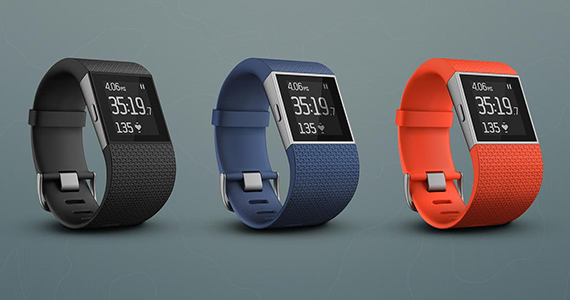 Win A Fitbit Surge Fitness Tracker