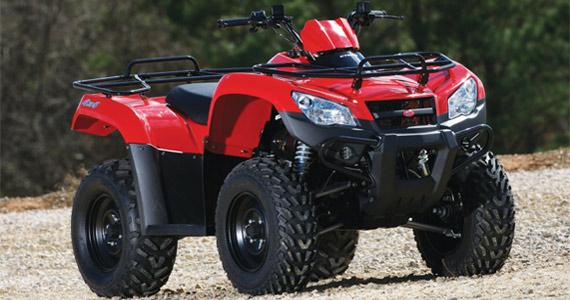 Win A Kymco ATV