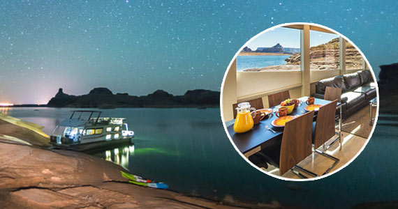 Win a House Boat Trip For 8 People