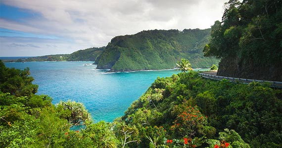 Win a Trip For 2 To Maui