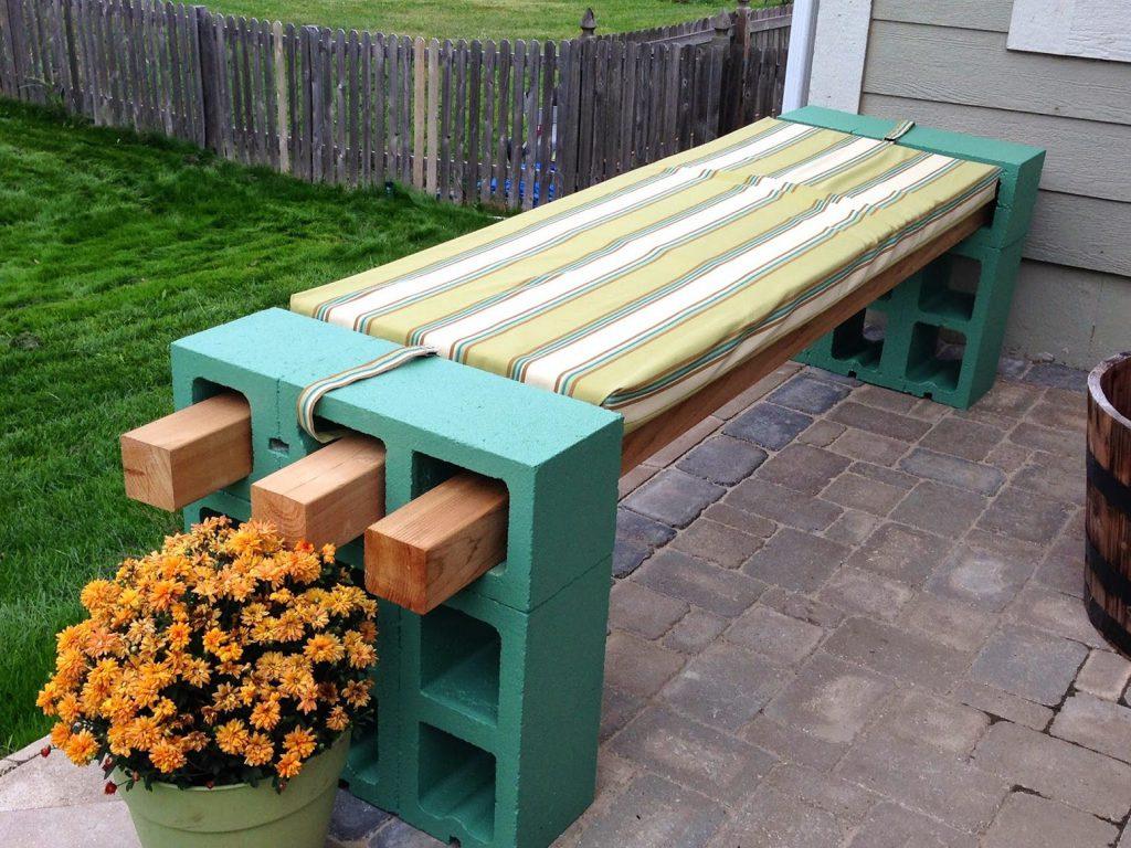 Ocho ideas econmicas de muebles para el patiojardn