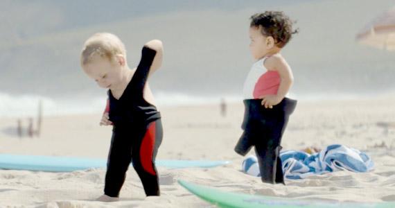 evian surf