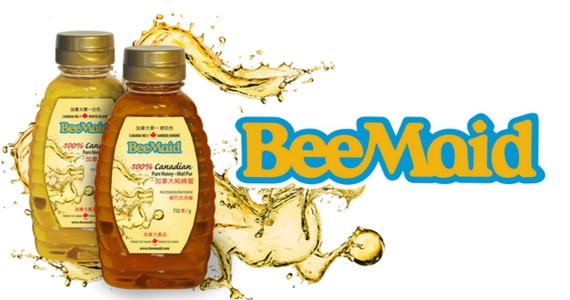 Sign Up with Bee Maid Honey For Sweet Perks