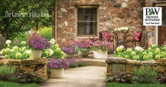 Get a Free Gardener's Idea Book