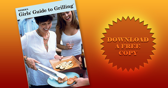 Free Weber's Girls' Guide to Grilling