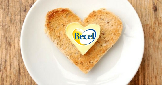 Join Becel for Heart Healthy Living Tips