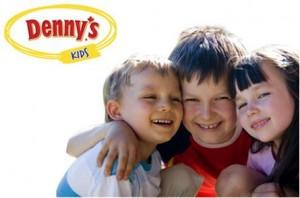 Kids Eat Free at Denny's
