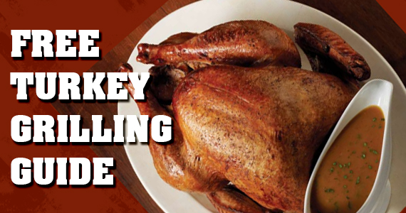 Free Turkey Grilling Guide