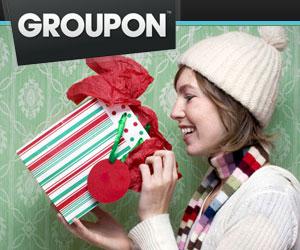 Groupon Last Minute Gift Ideas
