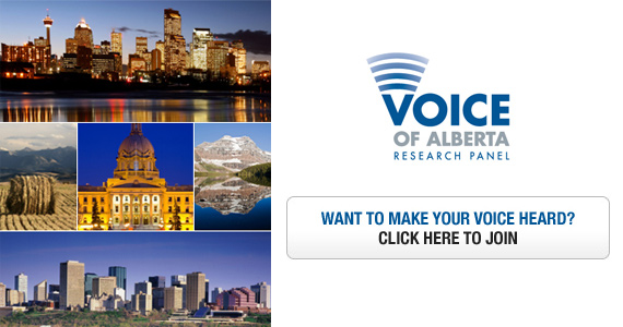 Win 1 of 5 Monthly Prizes from <i>Voice of Alberta</i>