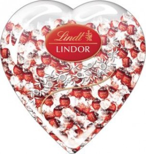Guess and Win Lindt Chocolate for a Year