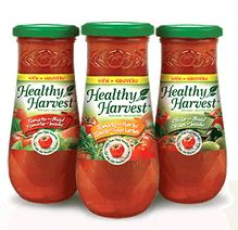 Healthy Harvest Pasta Sauce at Safeway