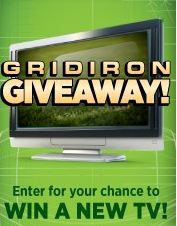 Win a New TV from Rayovac