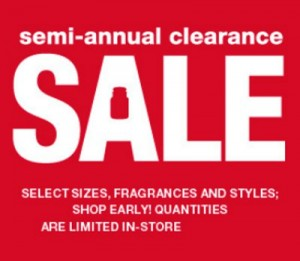 Yankee Candle Semi Annual Clearance Sale