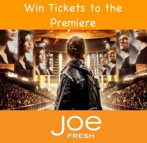 Joe Fresh Hunger Games Contest