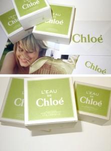 L'Eau De Chloe Sample