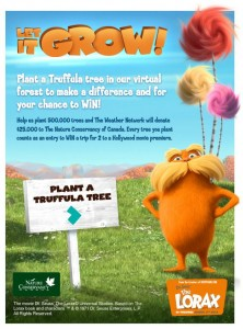 Plant a Tree with the Weather Network