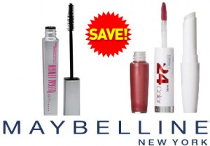Save with Maybelline