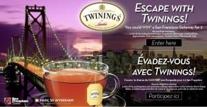 Win with Twinnings