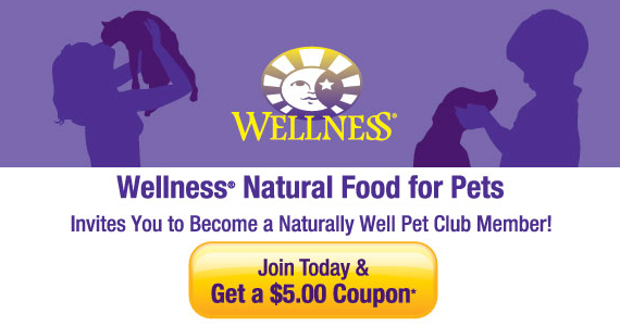 Join Wellness and Get a $5 Coupon