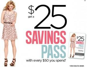 Get a 25 Savings Pass from Smart Set