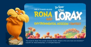 Rona The Lorax Contest