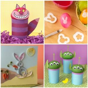 Top 25 Disney Easter Crafts