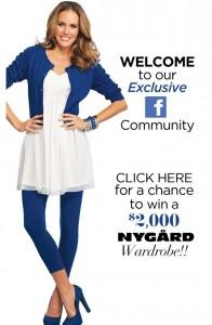WIn a Nygard Wardrobe