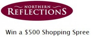Win a 500 Shopping Spree with Northern Reflections