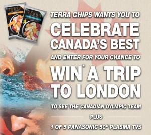 Win a Trip to the 2012 London Olympics