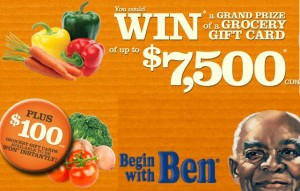 Win with Uncle Ben