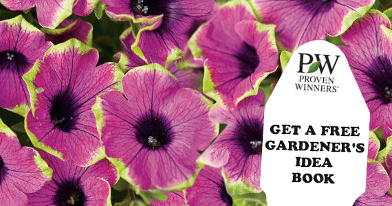 Get a Free Gardener's Idea Book from Proven Winners