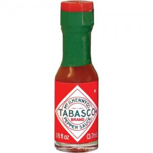 Get a FREE Sample of TABASCO