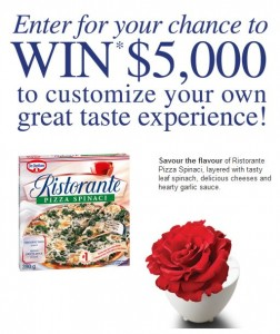 Win 5K with Dr. Oetker