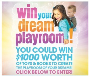 Win Your Dream Playroom from Mastermind