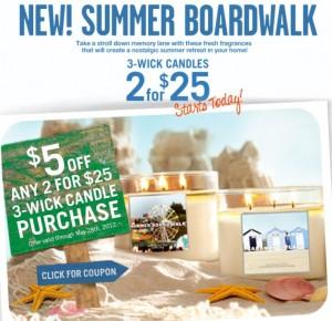 BBW 3-wick candles coupon