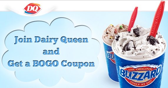 Get DQ Blizzard Coupons and More